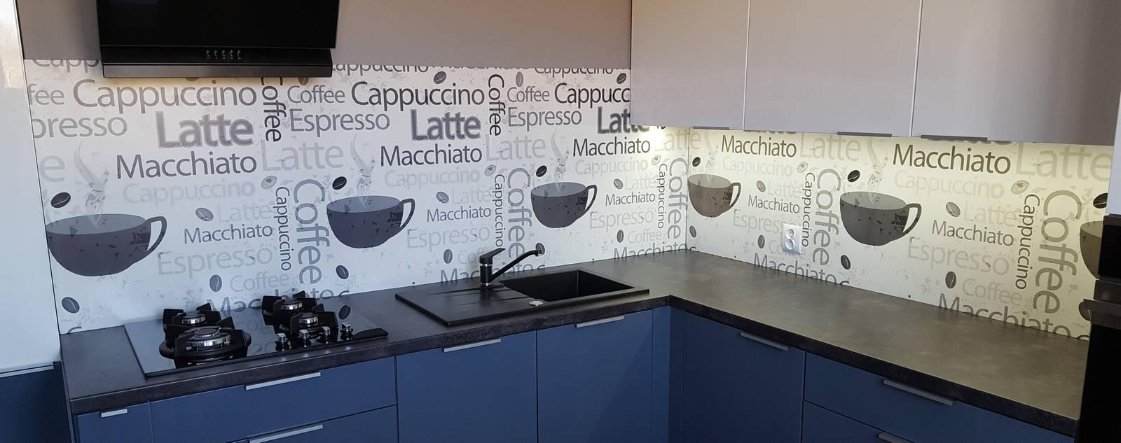 Kuchenne panele dekoracyjne | Spajder-CHROM